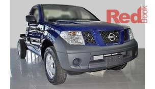 Navara D40 Cab Chassis RX