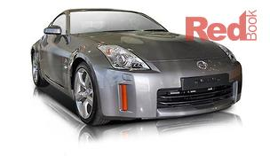 350Z Z33 Coupe Touring