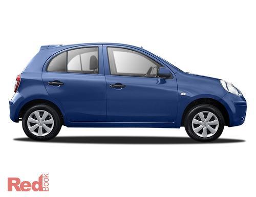 Micra K13 Hatchback ST