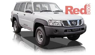 Nissan Patrol DX