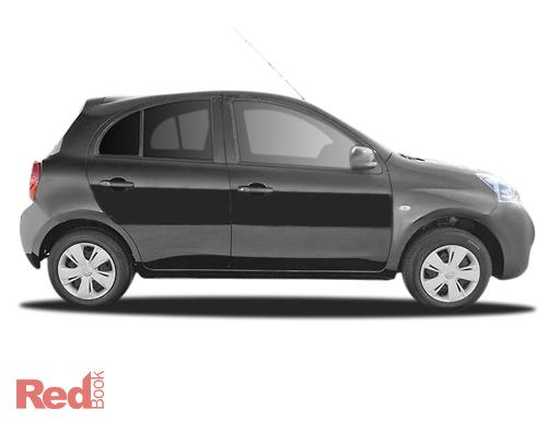 Nissan Micra ST