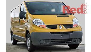 Trafic X83 MY07 Van Low Roof