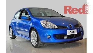Clio X85 Hatchback Sport 197