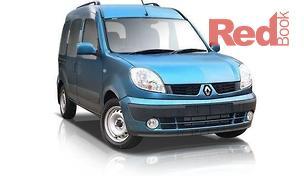 Kangoo X76 Van