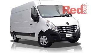 Master X62 Van