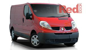 Trafic X83 Phase 3 Van