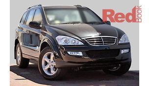 Kyron D100 Euro IV Wagon M200 XDi
