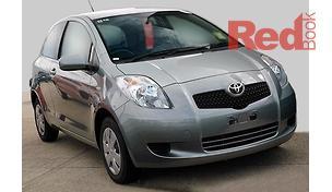 Yaris NCP90R Hatchback YR