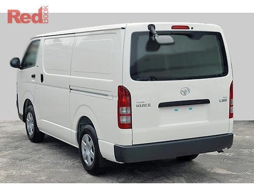 Hiace TRH201R MY08 Van