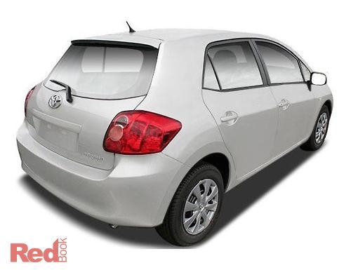 Corolla ZRE152R Hatchback Ascent