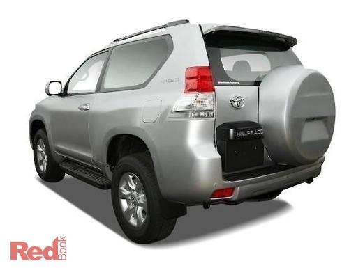 Landcruiser Prado KDJ150R Wagon SX