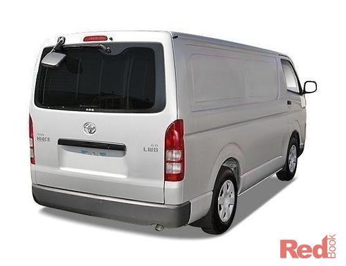 Hiace TRH201R Van
