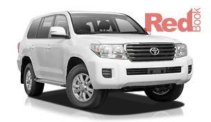 Toyota Landcruiser GXL