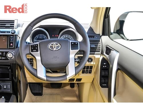 Toyota Landcruiser Prado GXL