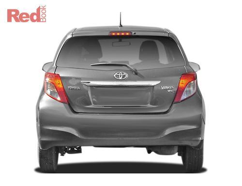 Toyota Yaris YR