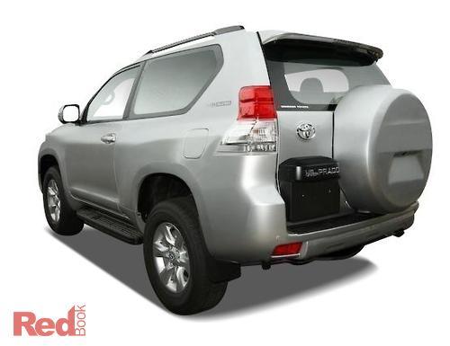 Toyota Landcruiser Prado SX