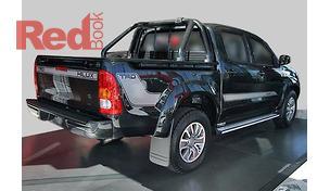 Hilux GGN25R Utility Dual Cab 4000S