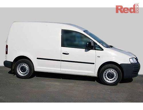 Caddy 2KN Van