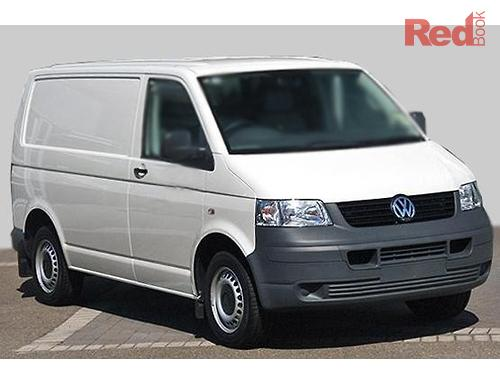 Transporter T5 MY08 Van Low Roof Citivan