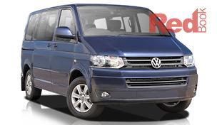 Multivan T5 Wagon TDI340 Comfortline