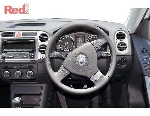 Volkswagen Tiguan 125TSI