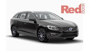 Volvo V60 D4 Luxury