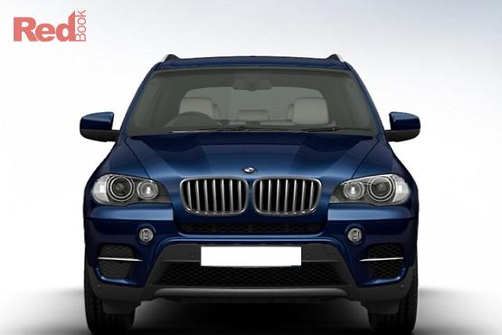 2013 BMW X5 E70 MY13 xDrive40d Sport, Wagon 5dr Steptronic 8sp 4x4 3.0DTT