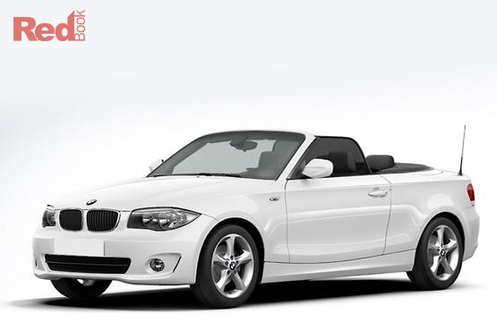 2013 BMW 1 Series E88 LCI MY13 118d, Convertible 2dr Steptronic 6sp 2.0DT