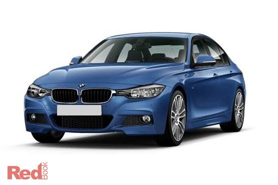2014 BMW 3 Series F30 320d M Sport, Sedan 4dr Spts Auto 8sp 2.0DT