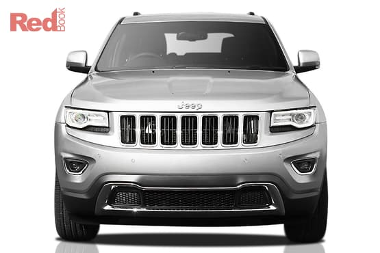 2014 Jeep Grand Cherokee WK MY14 Limited Wagon 5dr Spts Auto 8sp 4x4 3.0DT
